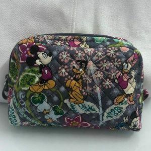 Disney Vera Bradley Iconic Medium Cosmetic Bag